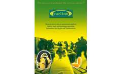 Hearing Protection Products Brochure