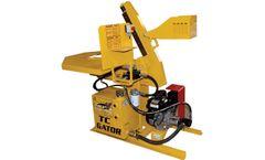 Eagle - Model TC Gator - Tire Cutter