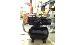 Tuhorse - 1HP Shallow Well Jet Pump with 6.3 US Gal Pressure Tank and Pressure Switch
