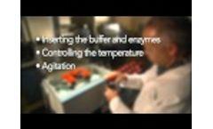 Automated Dietary Fiber Analysis Video
