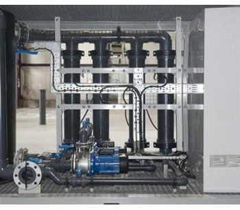 Hydro - Model 400 - Compact Electrochemical Wastewater Treatment Unit