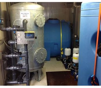 Hydro Frontier - Wastewater and Potable Water Treatment Systems