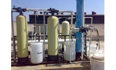 Aquacare - Demineralised Water Treatment Plant