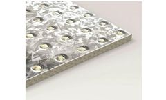 Steel/FirePro - Model FP - S - Fire and Blast Resistant Panel