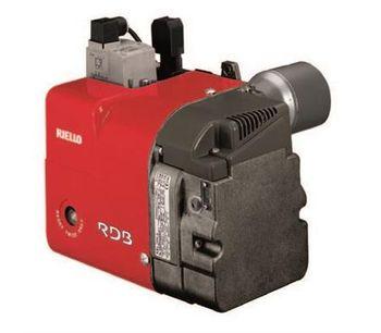 Riello - Model RDBS1 - 960 T / 3768000 - One Stage Gas Burners
