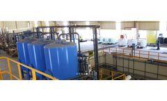 CIE - Zero Liquid Discharge Highly Sophisticated Plant
