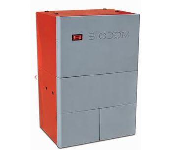 Biodom - Model 33 - Pellet Boilers