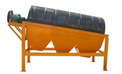 Equipment for quickly separating sand and stone