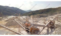 Quarry aggregate washing plant manufacturer in Thailand