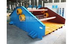 100 tph linear vibrating screen for sale in Malaysia