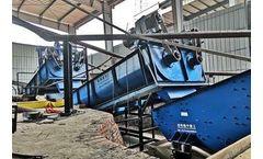 200t/h sand classifier manufacturer