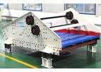 LZZG - Model Y series - Mine linear vibration dewatering screen