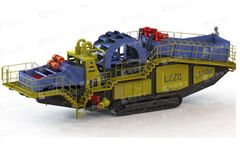 LZZG - Equipment for manufacturered sand washing and screening