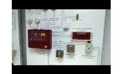 Operation Video of ASENWARE Gas Extinguishing Control System