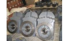 Speed reducer designs,used gear reducers for sale,epicyclic gear train calculations - Video