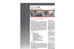 Epoxytec - Model CPP Series - Sprayliner Brochure