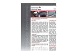 Uroseal - Model 45V - Polyurethane Joint Brochure