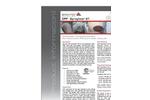 Epoxytec - Model CPP 61 - Sprayliner Brochure