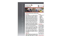 Uroflex - Model 61 - Urethane Modified Epoxy Hybrid Coating (UME) Brochure