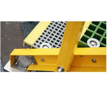Magura - Mounting Clips for Stairtreads