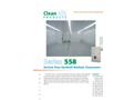 Clean Air - Model CAP558 - Vertical Flow Modular Cleanrooms Brochure