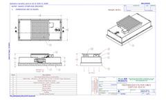 Clean Air - Model CAP118 - Motorized Ceiling Fan Filter Unit Brochure