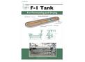Hosoya - Model F-1 - Poultry & Pig Manure Fermentation System Brochure