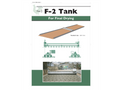 Hosoya - Model F-2 - Poultry & Pig Manure Fermentation System for Final Drying Brochure