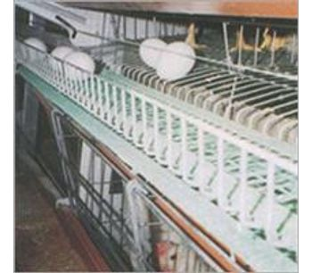 Hosoya - Stairs Layer Cage System