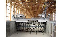 Hosoya - Model F-1 - Poultry & Pig Manure Fermentation System
