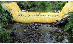 Underflow Dam for Oil / Hazmat Spill Response