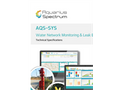 AQS-SYS - Automated Water-Leak Monitoring Software Brochure