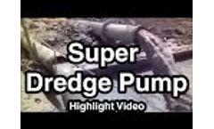 Dredge Pumps for Extreme Slurry - EDDY Pump OEM Video
