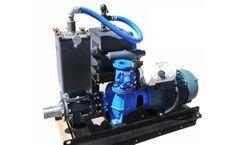 EDDY - 3-Inch Self Priming Pumps