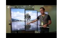 EAGO Enterprise Irregular Wall Video