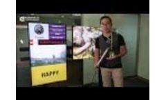EAGO Enterprise CMS ( Control Management System ) Playlist Template Setting Video