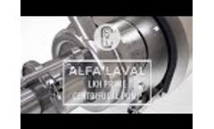 Alfa Laval LKH Prime Pump Animation Video
