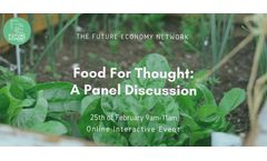 Food For Thought: A Panel Discussion