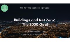 Buildings and Net Zero: The 2030 Goal