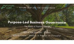 Purpose-Led Business Governance: Roots of Positive Change