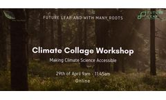Climate Collage Workshop: Making Climate Science Accessible