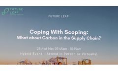 Coping with Scoping: What about Carbon in the Supply Chain?