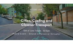 Cities, Cycling and Cleaner Transport