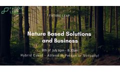 Nature Based Solutions and Business