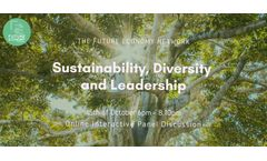 Sustainability, Diversity and Leadership