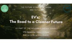 EV's: The Road to a Cleaner Future (Energy Series Part 3)