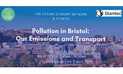 Pollution in Bristol: Our Emissions and Transport