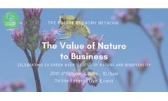 The Value of Nature to Business