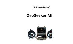 GeoSeeker Mini - Water Detector and Cavity Detector Brochure