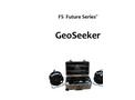 GeoSeeker - Water Detector and Cavity Detector Manual